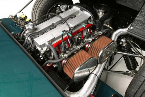 G Engine on Ignition System